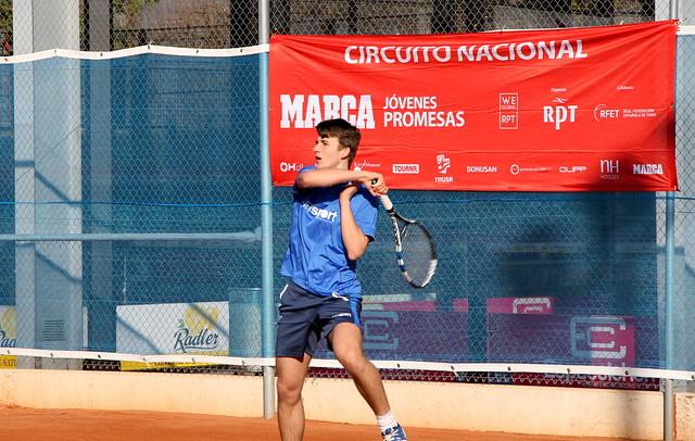 Marca Jóvenes Promesas Córdoba 2016