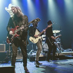 @grizfolk @gramercytheater tonight  #grizfolk #concertphotography