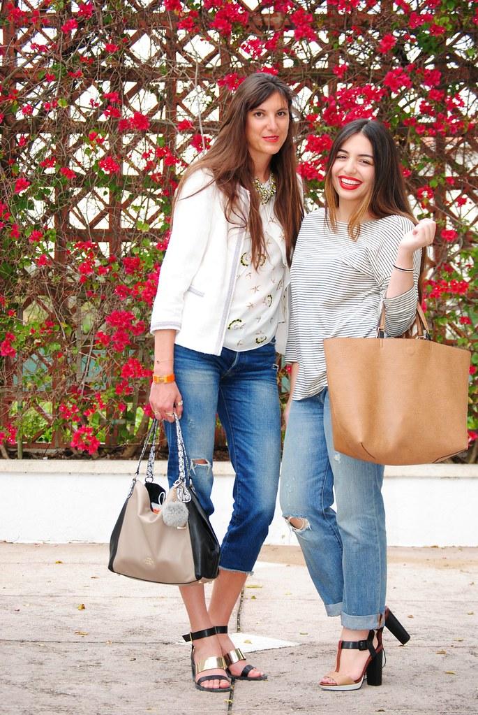 Marion et Nathalie