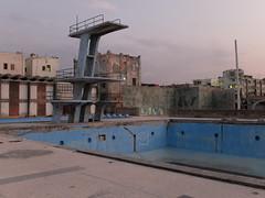 Parque Deportivo José Martí in Vedado in Havana, Cuba