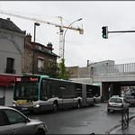 Mercedes-Benz Citaro G - RATP (Régie Autonome des Transports Parisiens) / STIF (Syndicat des Transports d`Île-de-France) n°5437