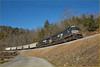 Norfolk Southern (train 56W) - Boones Mill VA