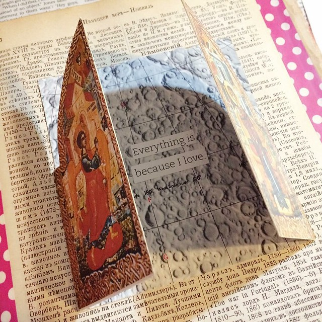#art #collage #gluebooks #artistbooks
