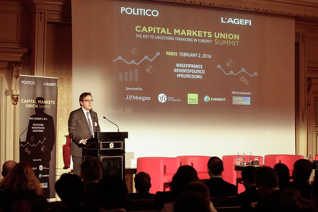 Capital Markets Union Summit