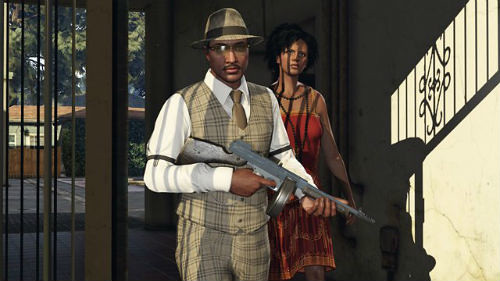 Grand Theft Auto V Valentine's Day Update Available