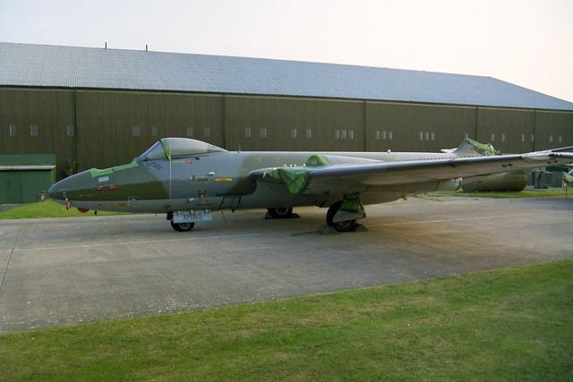 XH165 Canberra PR.9