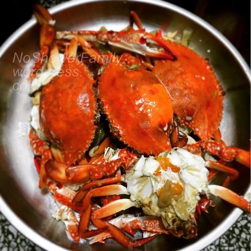 crabs in season