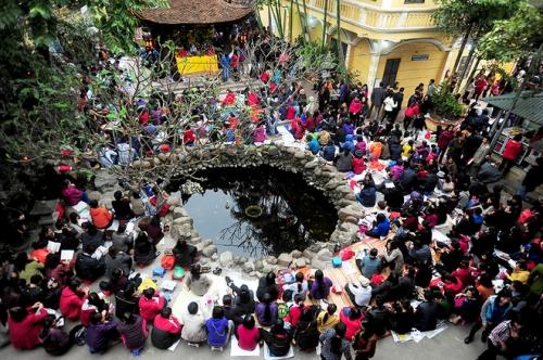 Địa điểm lễ chùa dâng sao giải hạn cúng rằm tháng Giêng linh thiêng