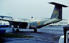 5V-MAG D.H. BuffaloTogo Air Force CVT 05-04-82