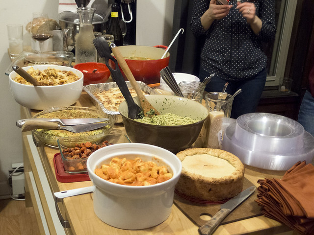 Impressive feast