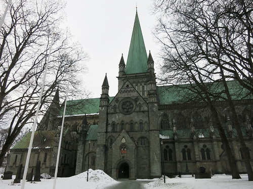 2 Mar - Nidaros Cathedral