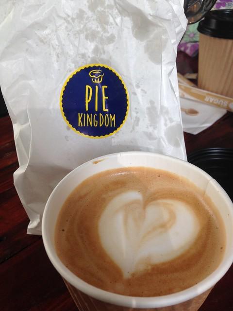 Breakfast @ Pie Kingdom, BS