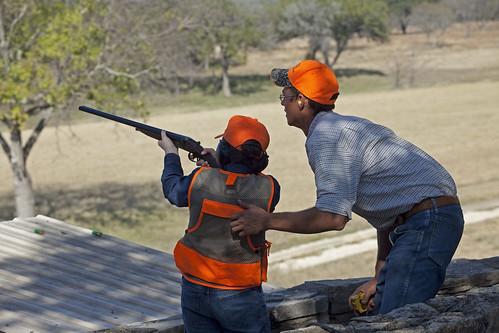 Shooting Instruction Joshua Creek Ranch