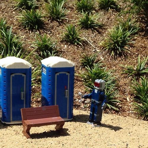 Even the evil henchmen have got to go sometime @legolandcalifornia #evilsecretplot #LEGO #springbreak