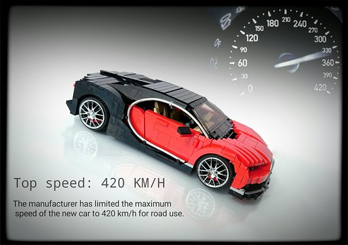 3 Bugatti Chiron