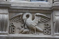 Building detail, Oxford