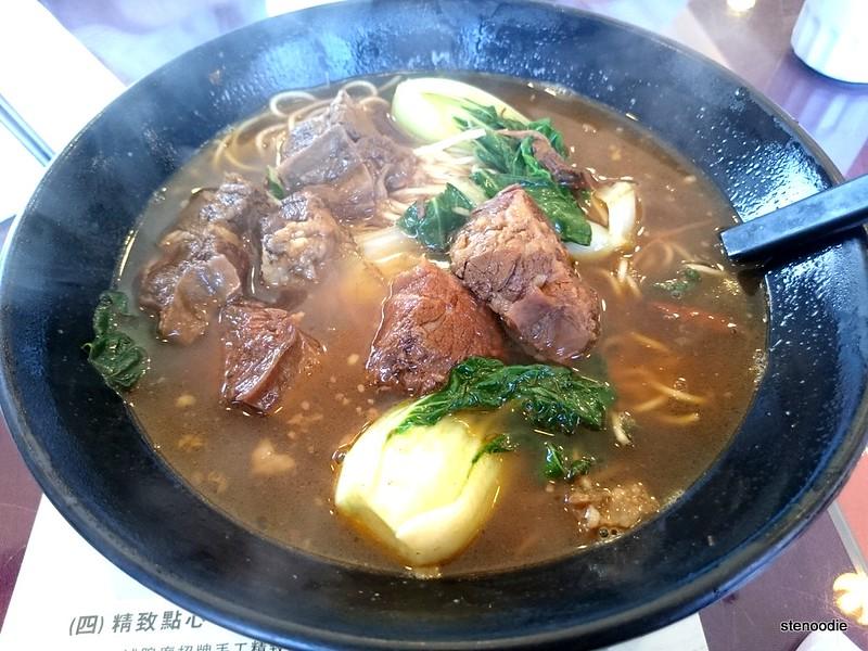 Beef Brisket Noodle in Soup