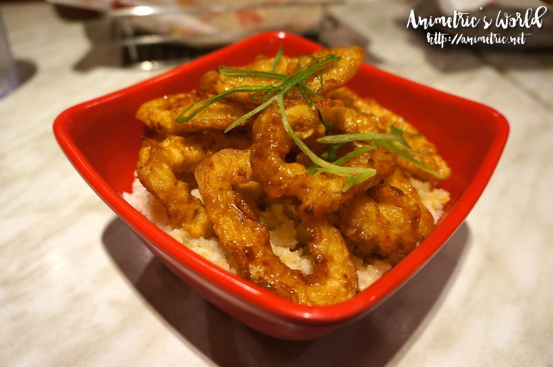 Bonchon Chicken Seafood