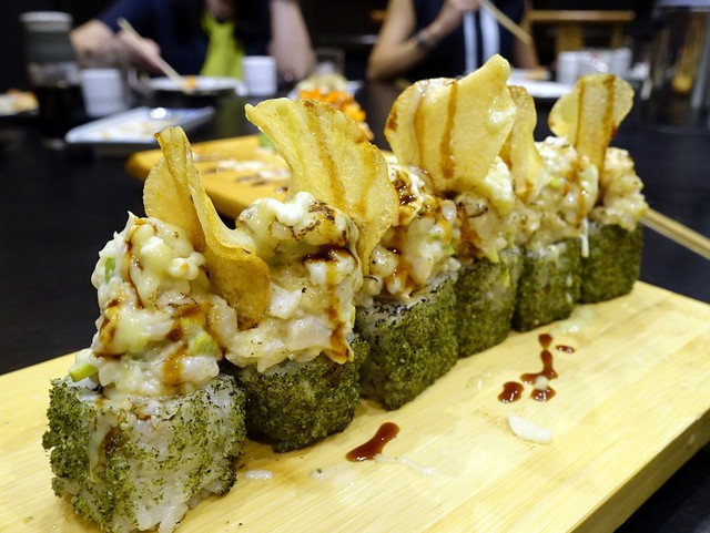 Oedo Japanese Restaurant- Oedo Summer Maki P400
