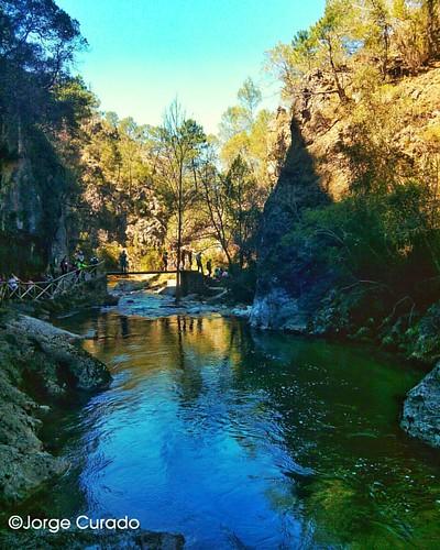 Río Borosa. #sierradecazorla #cazorla #jaen #hikking #senderismo #senderos #rioborosa #landscapephotography #landscape #bq #mobilephonephotography #mobilephotography #andalusiaphotography #andalucia #turismojaen #turismocazorla #jorgecurado #rio #river #n