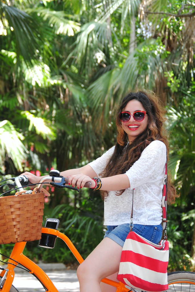 Coral Gables biking