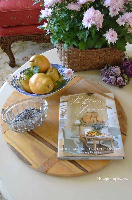 Spring Vignette/Patina Farm book - Housepitality Designs