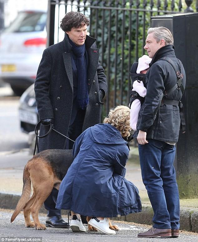 Sherlock Baby Watson