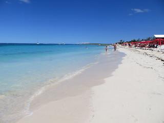 Image of Orient Bay. sea sun beach sand stmartin caribbean sintmaarten 2016 orientbeach orientbay baieorientale
