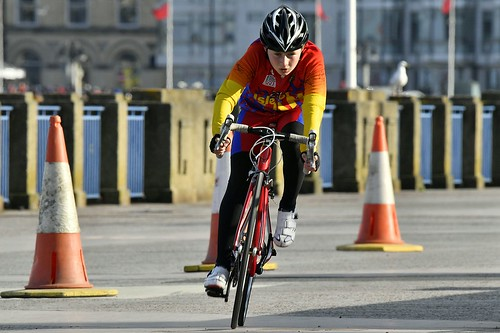 Isle of Man Youth Tour Prologue Time Trial, Apr 29 2016