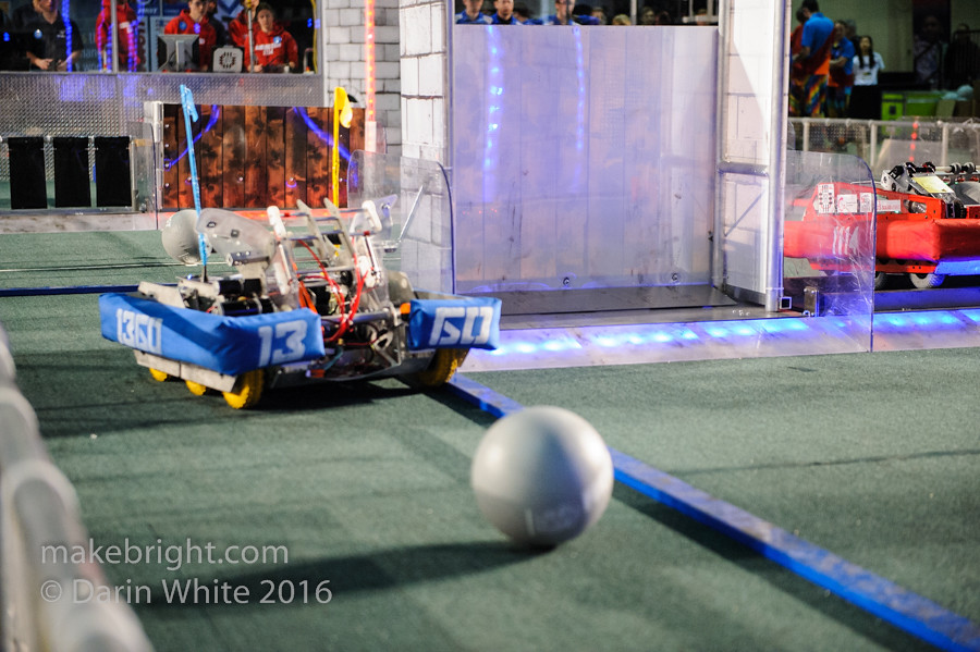 FIRST Robotics Regionals - UW - April 2016 442