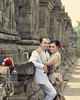 Simple outdoor pre wedding photo for @nanaksurya & @afriesmart at Candi Plaosan Temple Jawa Tengah. Fotografer foto prewedding by @poetrafoto, http://prewedding.poetrafoto.com :thumbsup::blush::heart_eyes: