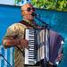 Corey Ledet and His Zydeco Band at Festival International de Louisiane, April 22, 2016