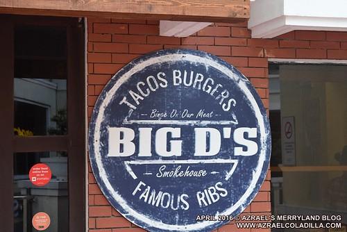 Big D's restaurant