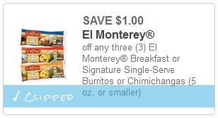 El Monterey Burritos and Chimichangas