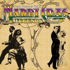 Mardi Gras Legends CD