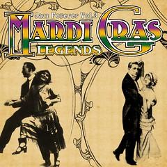 Mardi Gras Legends Trumpet CD