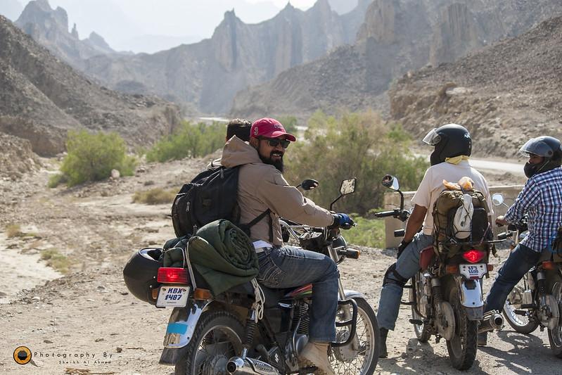 Trip to Cave City (Gondhrani) & Shirin Farhad Shrine (Awaran Road) on Bikes - 23541166714 d906def61f c