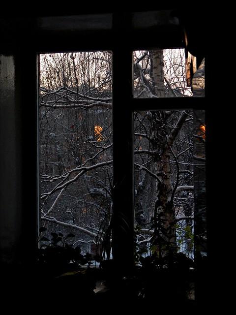 окно утром | Хорошо.Громко.