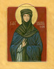 St Macrina the Elder