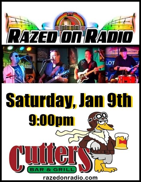 Razed On Radio 1-9-16