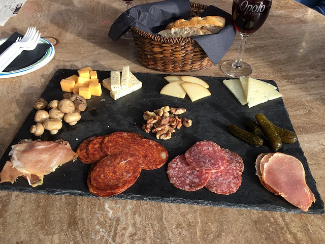 Combination platter - Opolo Vineyards