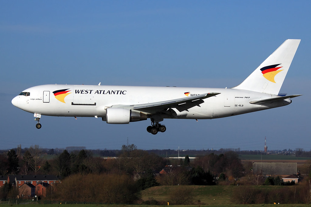 SE-RLB - B762 - ASL Airlines Belgium