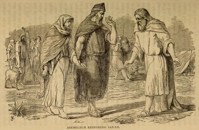 Header of Abimelech