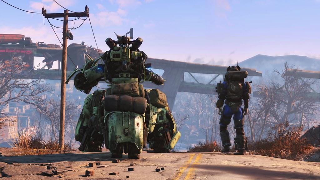 Fallout 4 DLC: Automatron