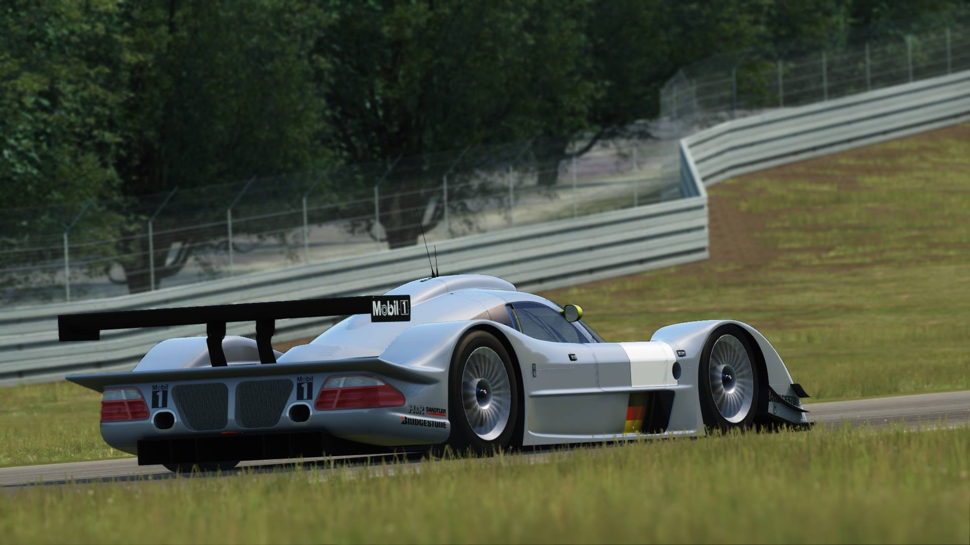 Bsimracing for Mercedes benz of marion