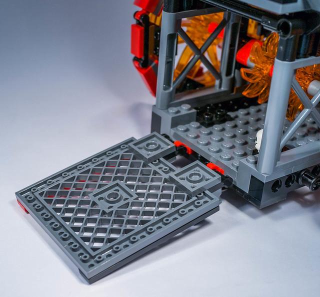 REVIEW LEGO 70316 Nexo Knights - Le char maléfique de Jestro