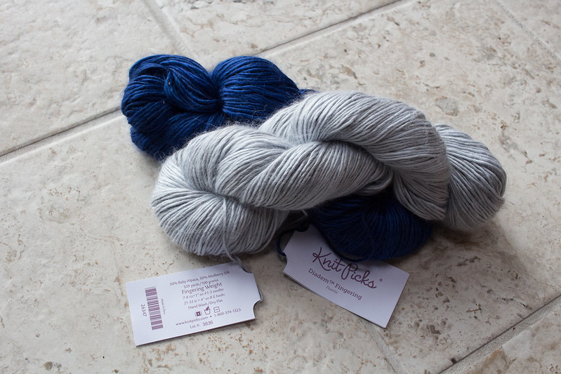 Rose City Yarn Crawl - Mystery Knit-a-Long