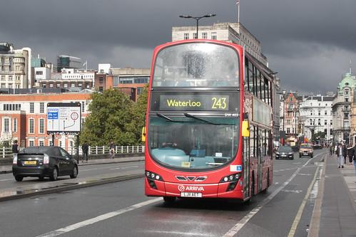 Arriva London North DW403 LJ11AET