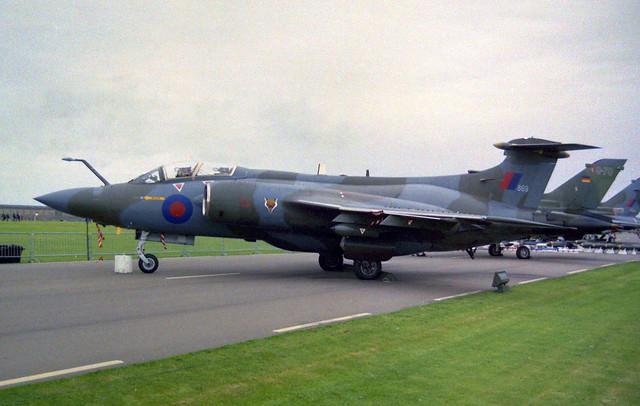 XV869 Buccaneer S.2B