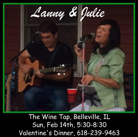 Lanny & Julie 2-14-16
